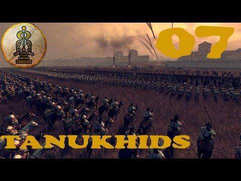VAMOS JOGAR Total War Attila   Tanukhids 7 - Fim de Rom...Nobatia.
