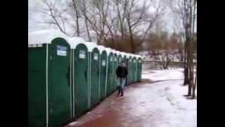 Ну почему когда  хочется в  туалет все закрыто!  Улет