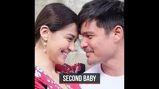Marian Rivera and Dingdong Dantes expecting second child