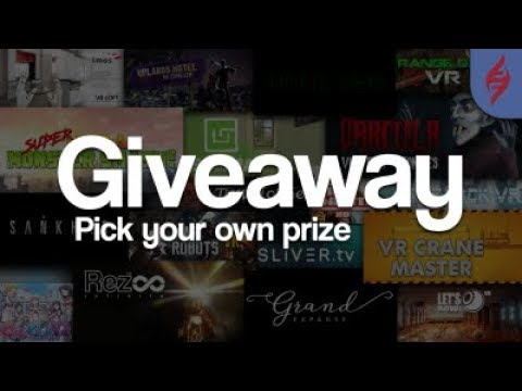 Pick Your Own Prize Weekly Giveaway