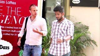 Walking Next To People Pranks - Prank in India