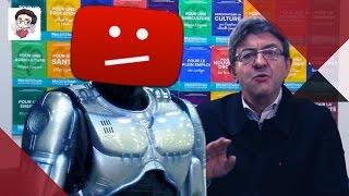 Cher Jean-Luc Mélenchon, parlons de censure et droit d