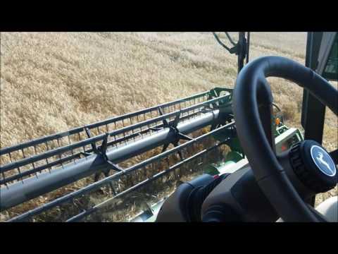 John Deere S770: L'automatizzazione della raccolta!