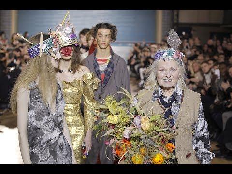 Vivienne Westwood Autumn/Winter 17-18 Show - Ecotricity