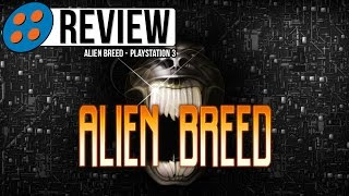 Alien Breed for PlayStation 3 Video Review