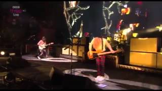 glitter and trauma biffy clyro live t in the park 2014