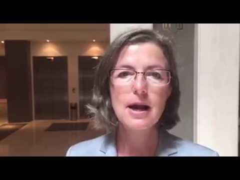 Andrea Hagmann of the Development Bank of Austria