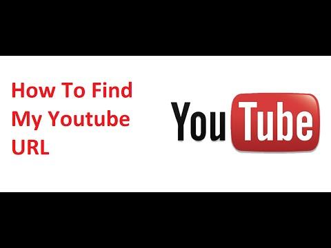 How To Find My Youtube URL | Custom Youtube URL