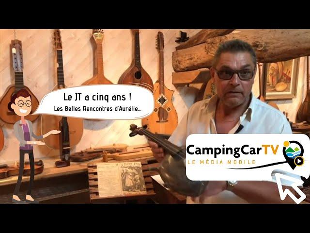 Tourisme en camping-car - Jean-Alain Somville