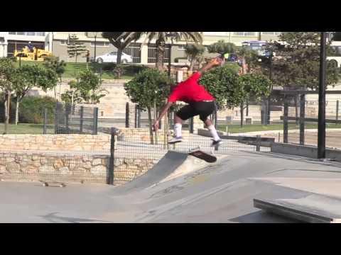 Packing The Heat Tour: King's Beach Skatepark, Port Elizabeth