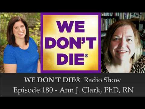 "180 Ann J. Clark, PhD, RN - Newton Institute's ""Life Between Lives"" Regression Therapy"