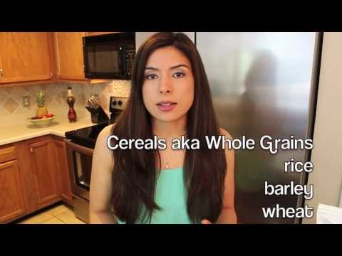 How To Make Your Own Cereal - sugar/gluten free