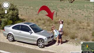 Public Sex Caught on Google Street view Couple Having Sex on Street, But Google Blurred It now