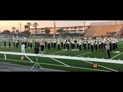 Newport Harbor High School Band 2017 2018 - Performance Highlights