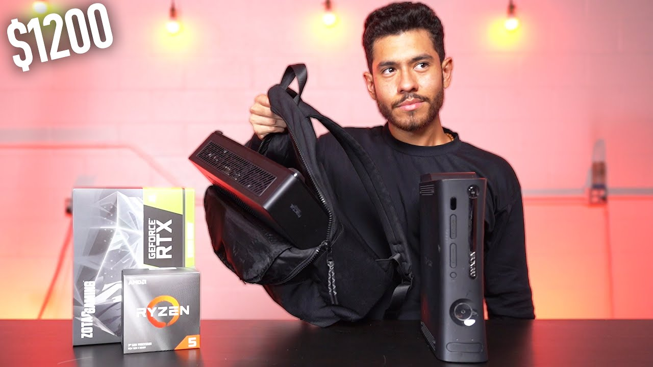 Best Pc Build 2020.1200 Gaming Pc Build Guide Rtx 2060 Super Ryzen 5 3600 W Benchmarks