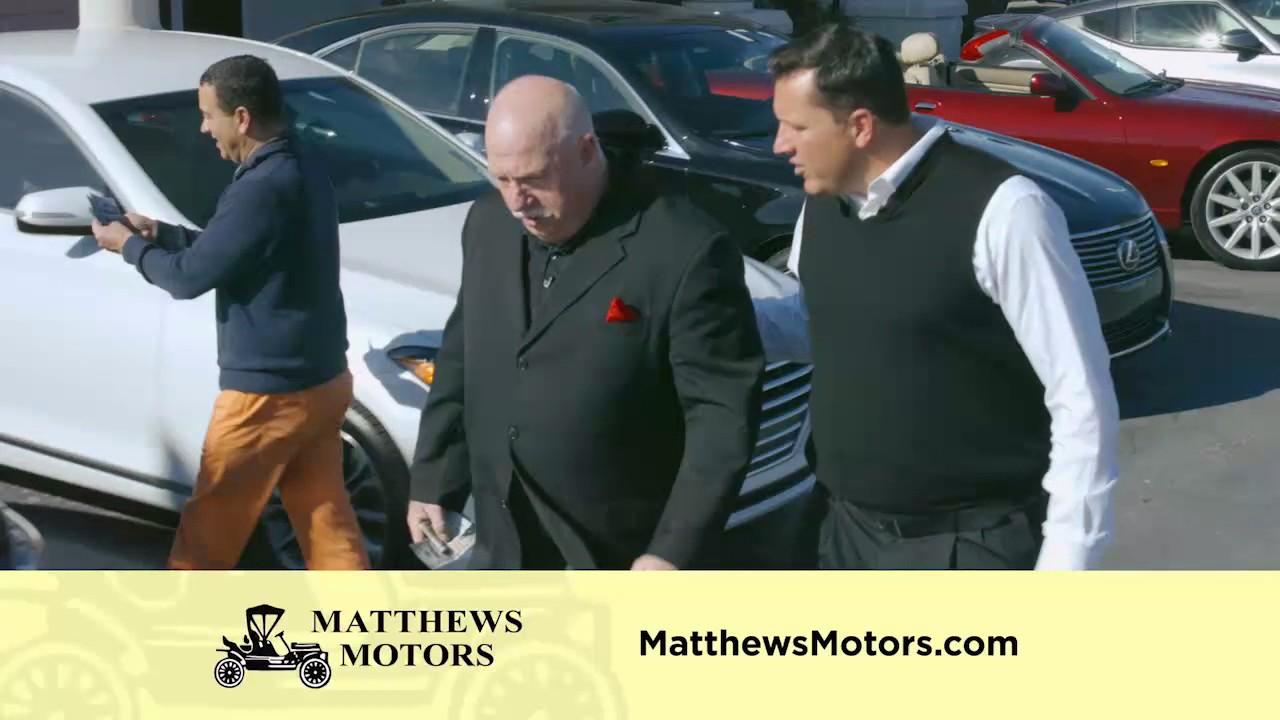 Matthews Motors The Walkin Man S Friend Will Pay 1000 More For