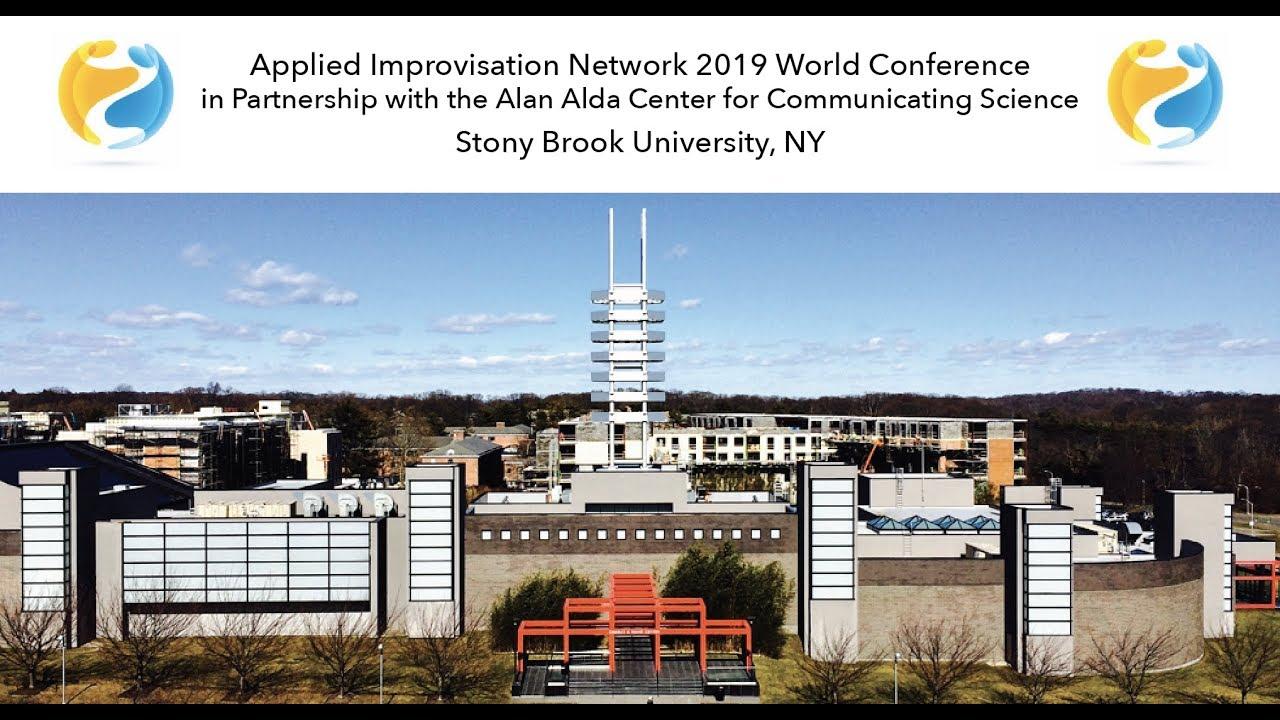 2019 New York | Applied Improvisation Network