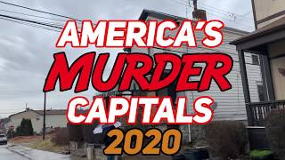 The 10 MOST DANGEROUS CITIES in AMERICA for 2020