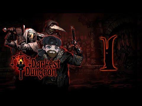 Darkest Dungeon Live with Rycon & Triton | Ep 1