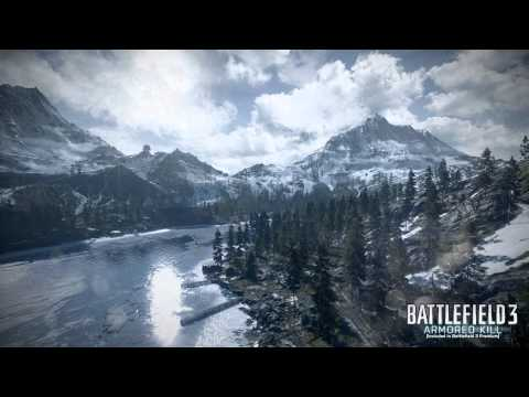 Battlefield 3 - Alborz Mountain Theme Song Soundtrack