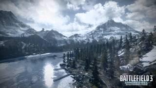 Battlefield 3 - Alborz Mountain Theme Song Soundtrack