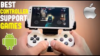 Top 10 Best Controller Supported Games For Android & IOS 2018 [Droid Nation]