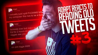 FaZe Adapt Reacts To Old Tweets #3 Thumbnail