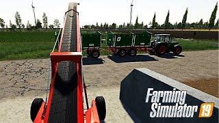 FARMING SIMULATOR 19 #4 - NUOVI NASTRI PER VENDERE INSILATO - NORDFRIESISCHE MARSCH GAMEPLAY ITA