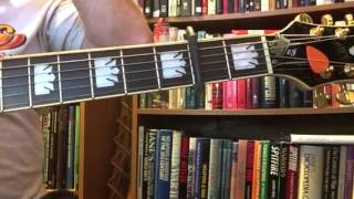 Mr. Knuckle`s Music Lessons - Travelin` Soldier (with Capo) - Dixie Chicks