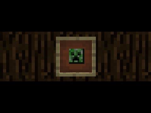 Рамка в minecraft