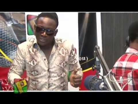 Dammy Krane - My Dear Live on Primetime Africa