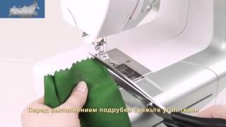 видео Лапка для кожи тефлоновая 5 мм Aurora