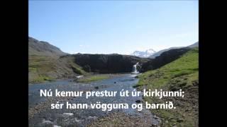 The story of the whale of Hvalfjörður.