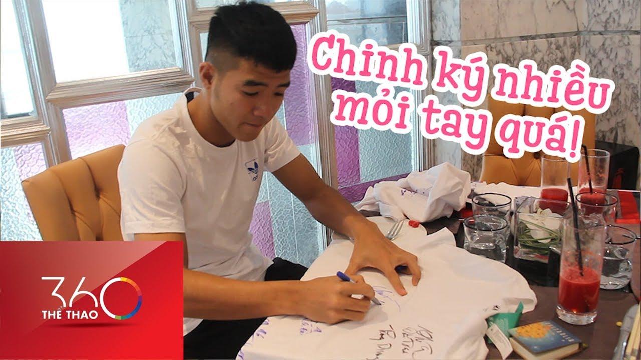 Chiếc áo đấu duy nhất có chữ ký tất cả cầu thủ U23 Việt Nam giá trị thế nào?