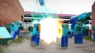 MINECRAFT: The Diamond Grenade - BONUS! thumbnail