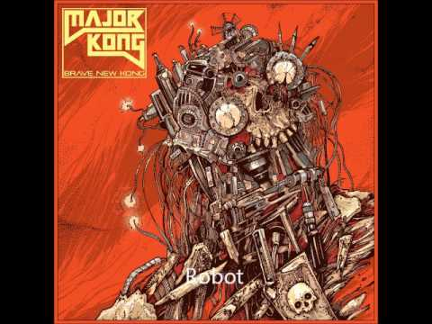 Major Kong - Brave New Kong (Full EP 2016)