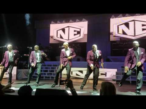 You're Not My Kind Of Girl - New Edition (Concert Performance)