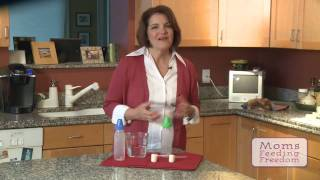 Safely Preparing a Baby Formula Bottle, Infant Feeding Tips from Barb Dehn, RN