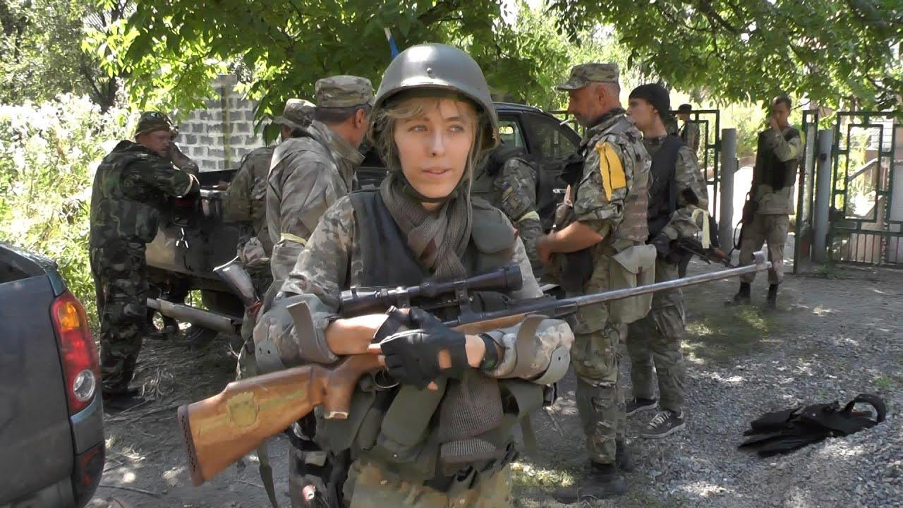 Девушки правого сектора фото