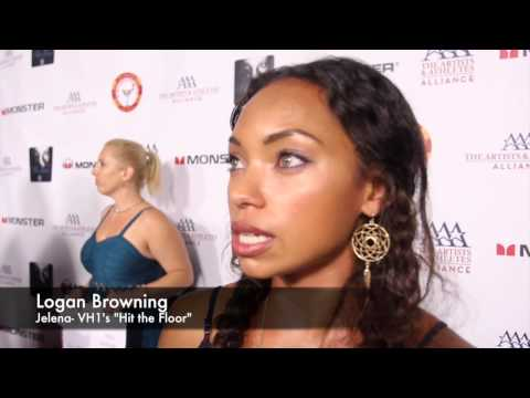 Logan Browning  Hit the Floor