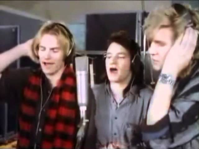 Band Aid III - Do They Know Its Christmastime