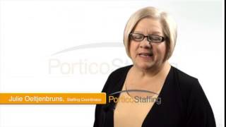 Julie Oeltjenbruns - Staffing Coordinator