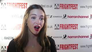 Arrow Video FrightFest 2018: Vanessa Grasse interview