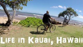How we live life in Kauai, Hawaii | Things to do in Kauai|Filipino breakfast|Kapaa bike path #kauai