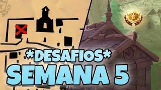 SIGUE EL MAPA DEL TESORO DE RIBERA REPIPI - GOLPEA PELOTA GOLF EN HOYOS - DESAFIO/MISION SEMANA 5