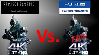 Xbox Scorpio's Dominance Over PS4 Pro Is More Than Native 4K, It's About Graphics & Performance