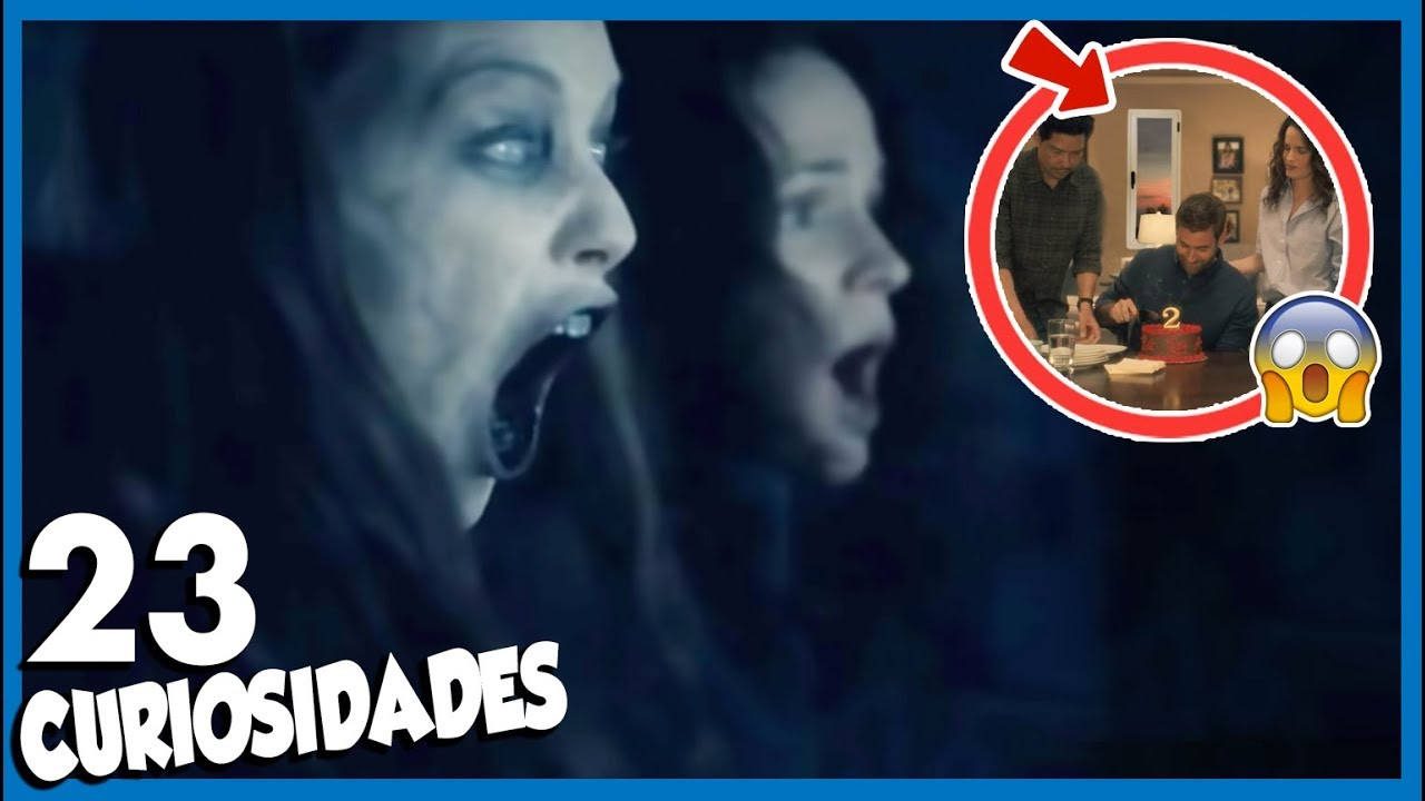 23 Curiosidades de The Haunting of Hill House