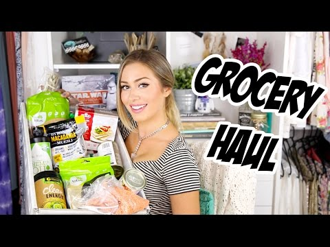 Vegan & Vegetarian Grocery Haul | Pantry, Snacks, Frozen foods
