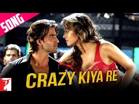 Crazy Kiya Re Song | Dhoom:2 | Hrithik Roshan | Aishwarya Rai | Sunidhi Chauhan