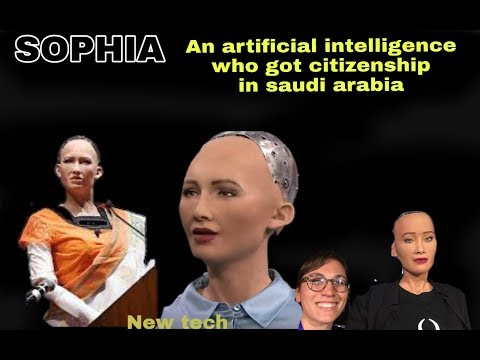 first AI robot In World Who Got a Citizenship in Saudi Arabia-latest speech of robot In India IIT